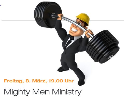 Mighty Men ministry